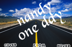 NOVER - One day_nandy _cover