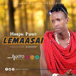 Maasai Prince - Maasai Prince_Lemaasai