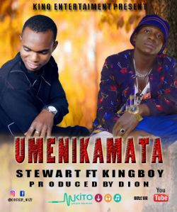 Kingboy - Umenikamata (prod by Dbeats)