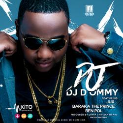 Dj D-Ommy - DJ Ft. Jux. Baraka The Prince & Ben Pol