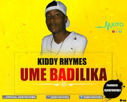 KidDy Rhymes - KidDy Rhymes_-_Umebadilika..official audio.