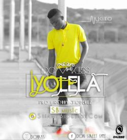don kiss - DON KISS.  IYOLELA MP3