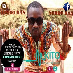 YOMBO MAN - Yombo Man-Mbagamba