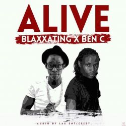 ben c - Alive Blaxxating and Ben C