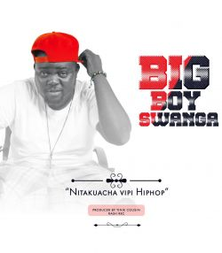 Big Boy Swanga - Big Boy Swanga_Nitakucha Vipi Hiphop