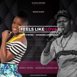 Vicmass Luodollar - Feels like Love (Ft Mercy Myra)
