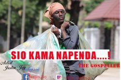 Justin Jay - Sio Kama Napenda