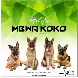 Mr Blue - Mbwa Koko