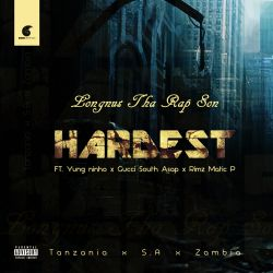 Longnus Tha Rap Son - Longnus Tha Rap Son Hardest (Feat. Yung Ninho, Gucci South ASAP & RimzMatic P0