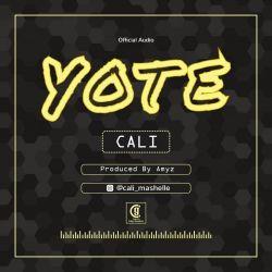 Cali Mashelle - Yote