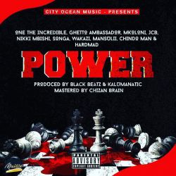 Songa - POWER-FEAT ONE INCREDIBLE,GHETTO AMBASSADOR,MKOLONI,NIKKI MBISHI,JCB,SONGA,WAKAZI,MANSU LI,CHINDO,HARD MAD