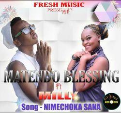 Matendo Blessing - Nimechoka sana