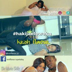 Krish flavour - Krish flavour_hakijaeleweka cover