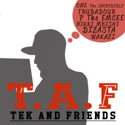 Ray Teknohama - T.A.F[Tek and Friends]
