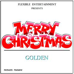golden - Merry Xmass & happy new year