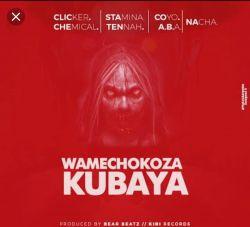 Stamina - wamechokoza kubaya
