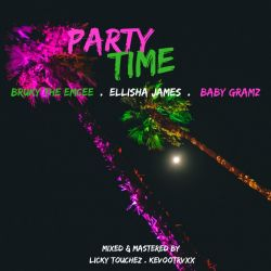 Bruky the Emcee - Party Time (No Stylist G-Mix)