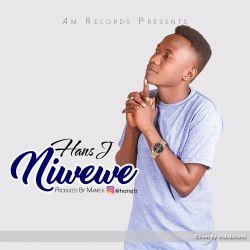 Hans j - wimbo mpya wa hans j unaitwa ni wewe umetengenezwa kwenye studio za Am records Na maneck