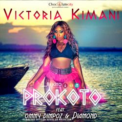 Victoria Kimani - Prokoto Ft. Diamond & Ommy Dimpoz