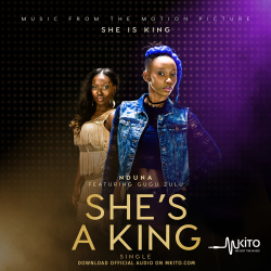 Nduna - She Is King Ft. Gugu Zulu