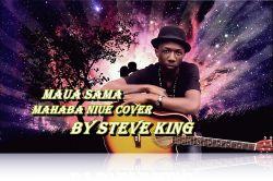 steve king - MAHABA NIUE COVER BY STEVE KING