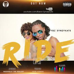 Vybz SyndyKate - Siddung (Ride It)