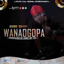 ZIMWI DZEE - Wanaogopa