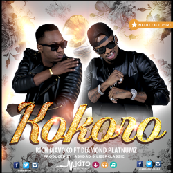 Rich Mavoko - Kokoro Ft. Diamond Platnumz