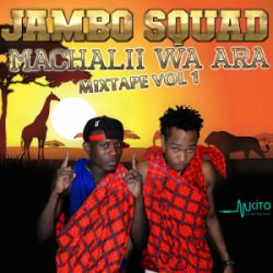 Jambo Squad - Jambo Squad Cafe ft Young Omega