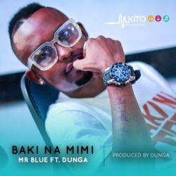 Mr Blue - Baki Na Mimi