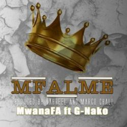 Mwana FA - Mfalme (Acoustic Version)