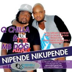 Q Chief - Nipende Nikupende