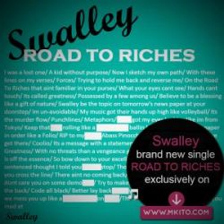 Swalley - Road To Riches