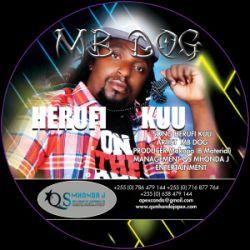 MB Dogg - Herufi Kuu