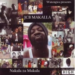 JCB Watengwa - Moment Of Silence
