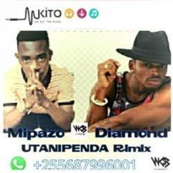 Mipazo - Mipazo-Diamond Utanipenda Rimix