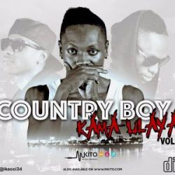 COUNTRYBOY - Bahati mbaya ft Godzilla and Deddy