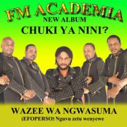 FM Academia - Chuki ya nini