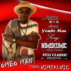 YOMBO MAN - KARANDARUGO