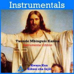 Kwaya Kuu Kikosi cha Injili - Instrumental Hakuna Shida Kwa Wateule