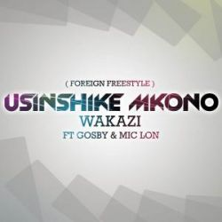 Wakazi - Usinshike Mkono Ft Gosby and Mic Lon