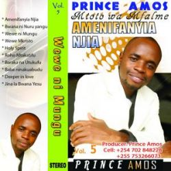 Prince Amos - Deeper in Love