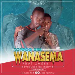 black rnb - Jase_Wanasema ft Tompoo_(Prod