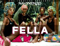 Navy Kenzo - Fella