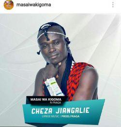 Masai wa Kigoma - Masai wa kigoma ft Fraga