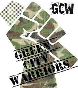 GREEN CITY WARRIORS  - Mungu wangu