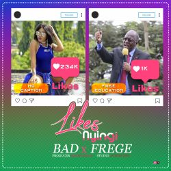 FREGE - Likes Nyingi(prd:Ghost kifaa/ACTION REC)