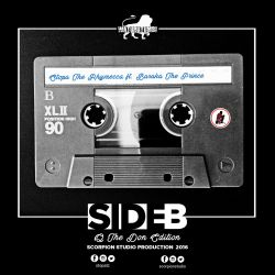 Stopa The  Rhymecca - Side B  (Q The Don edition)