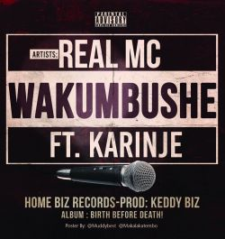 Real Mc - WAKUMBUSHE