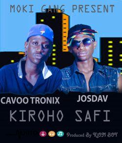 Black Warriors - KIROHO SAFI